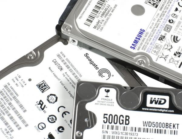recuperare i dati da un hard disk Western Digital con rumore metallico