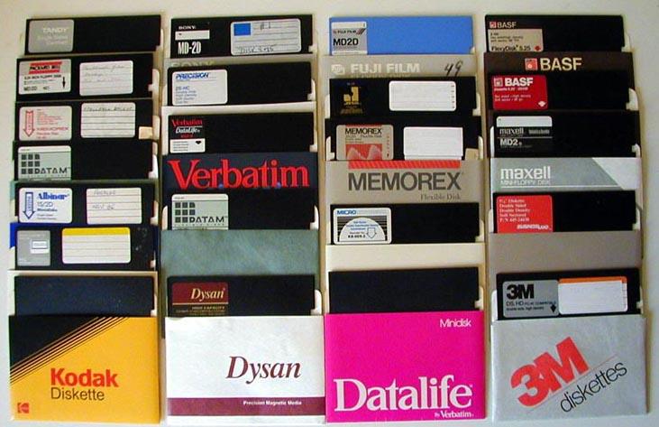 floppy disk recupero dati