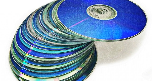 cd e dvd danneggiati